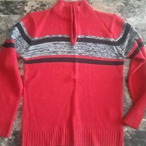 Sezzit boys sweater size 18  NWOT
